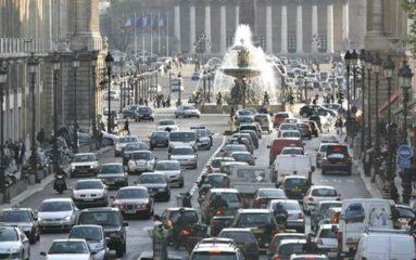 Paris : bientôt 70 000 places de parking en moins