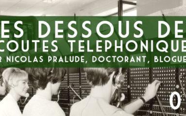 Conférence: «Les dessous des écoutes téléphoniques»