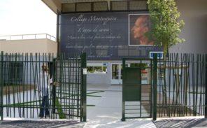Evry: Insultes et menaces sur les murs du collège