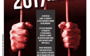Lundi 16 janvier : manifestation contre l'interdiction des deux-roues à moteur