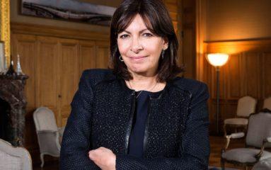 Anne Hidalgo annonce la création d'une police municipale à Paris