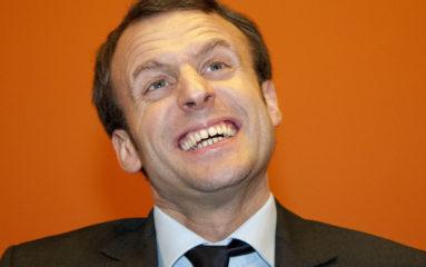 Macron: Premières prêches …