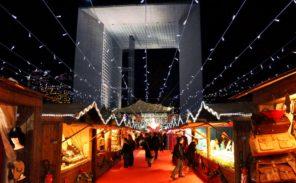 Le marché de Noël de la Défense a fait un flop