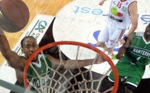 Basket: Strasbourg écrase Nanterre au premier tour des play-offs