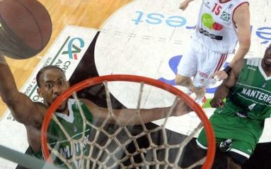 Basket, Ligue des Champions: Nanterre s'impose sur le fil