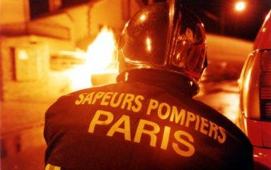 Appartement en feu à Rosny (93) : l'intervention des Pompiers