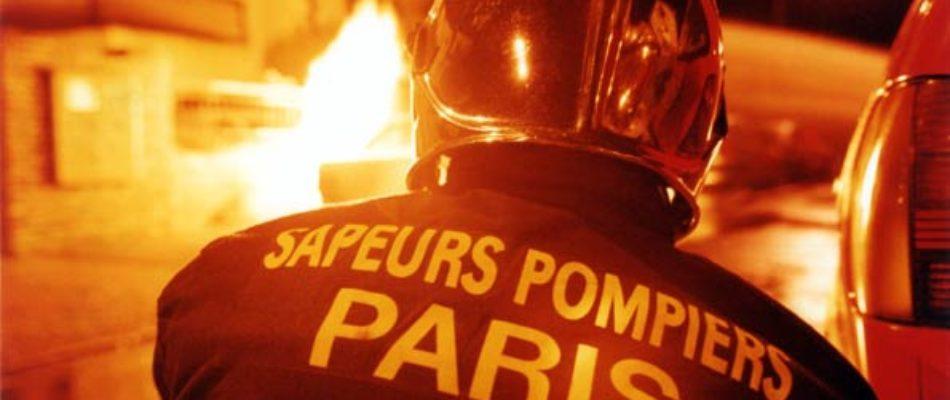 Appartement en feu à Rosny (93): l'intervention des Pompiers