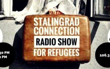 Radio: une émission faite par des migrants pour des migrants