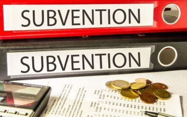 Prolifération des rats vs subventions: notre choix.