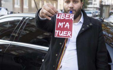 Une manifestation des chauffeurs Uber annoncée jeudi matin
