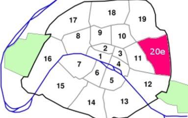 Le mairie du XXe arrondissement demande à ses administrés de ne pas saturer le «17» par des dénonciations de manquements au confinement