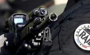 Opération anti-terroriste à Trappes