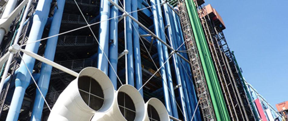Le centre Pompidou a 40 ans, un regard au-delà des festivités…