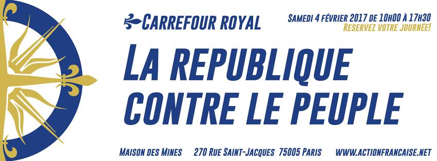 carrefour royal