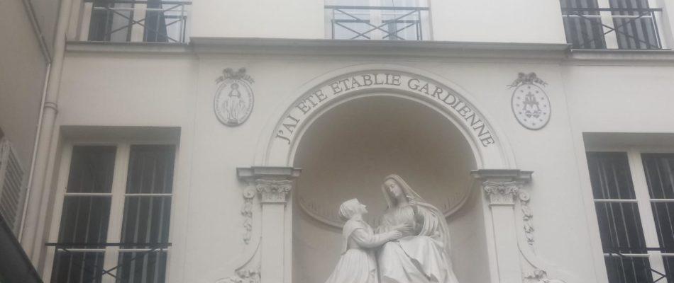 Paris: visite de la chapelle Notre-Dame de la Médaille miraculeuse