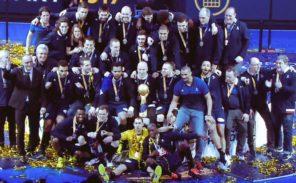 Handball: la France championne du monde pour la sixième fois!