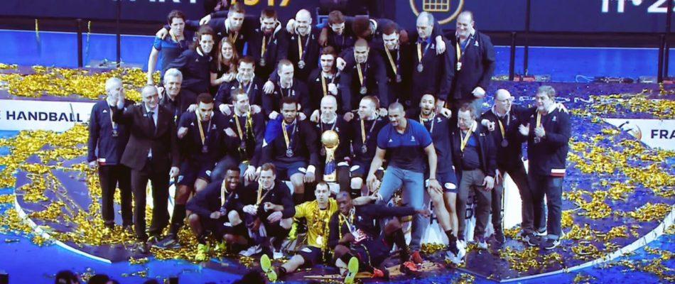 Handball: le PSG sacré champion!
