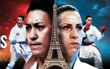 Paris: Open de Paris Karaté
