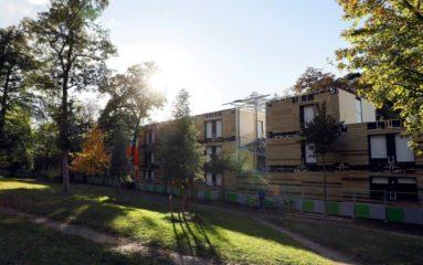 Nouveau centre d'hébergement dans le 12e arrondissement