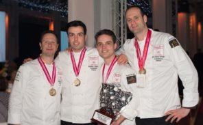 Coupe du monde de Pâtisserie: Cocorico!