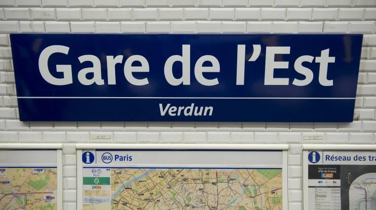 Un homme recherché après des agressions au couteau dans le métro — Paris