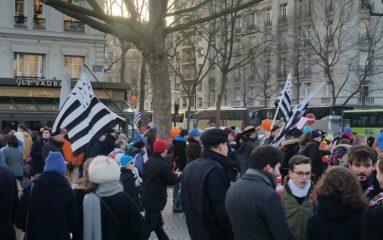 Marche pour la vie dimanche 20 janvier