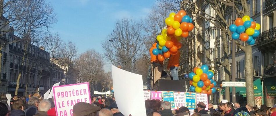 Dimanche 22 janvier: Marche pour la vie