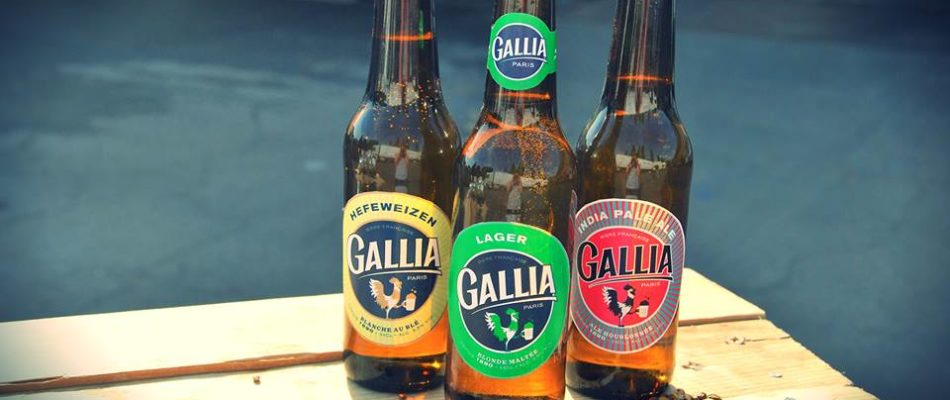 La bière «Gallia» renaît de ses cendres