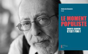Dédicace à la librairie Facta: Alain de Benoist