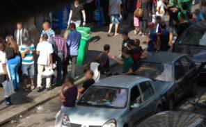 Barbès: opération de lutte contre les commerces abusifs