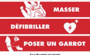 Paris: apprendre les gestes qui sauvent avec les pompiers