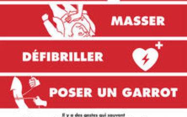Paris : apprendre les gestes qui sauvent avec les pompiers