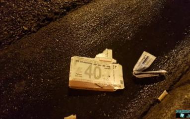 Un parking du 10ème squatté par des toxicomanes
