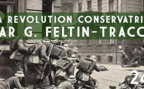 Conférence: la révolution conservatrice