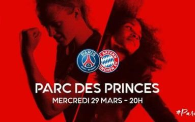 Le PSG Féminines poursuit sa route en Coupe d'Europe