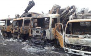 Essonne: une déchetterie attaquée