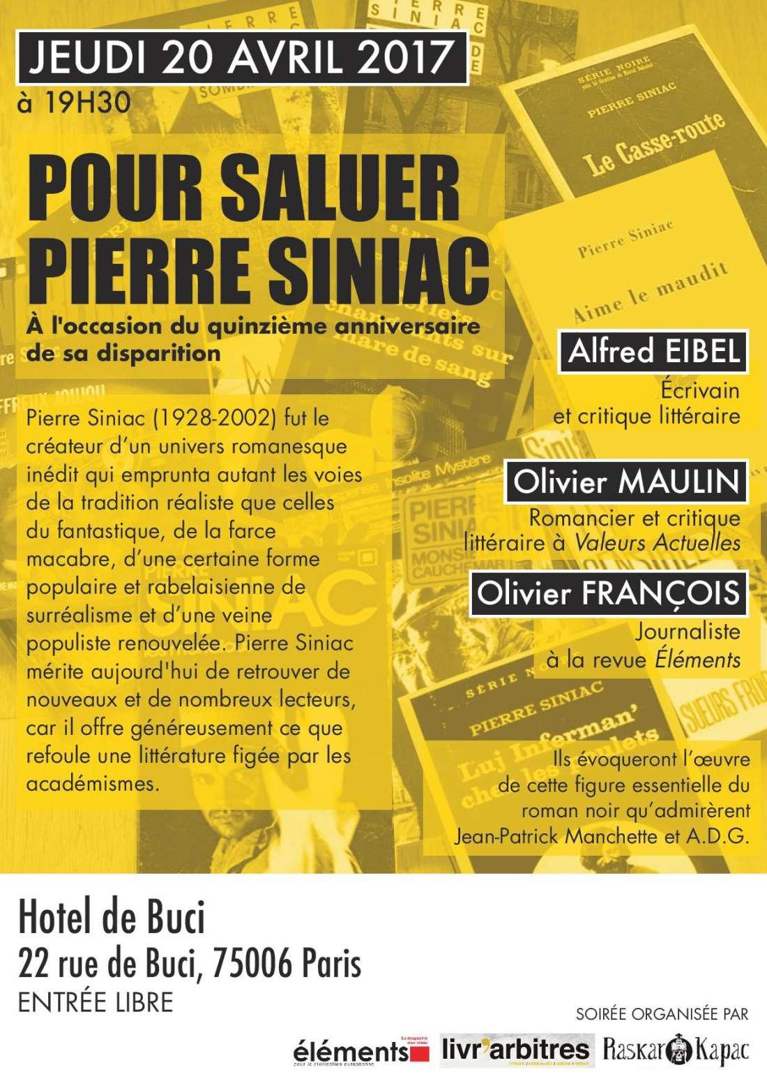Pierre Siniac