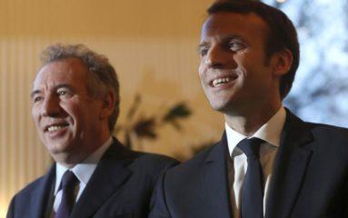 Bayrou: la longue marche …