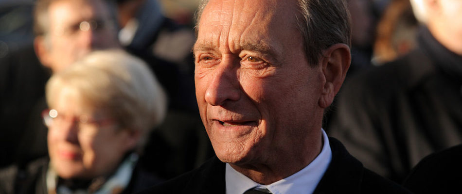 Bertrand Delanoë soutient Emmanuel Macron