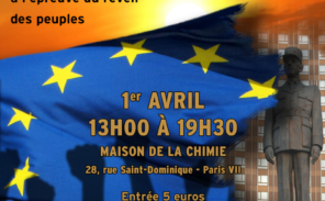 Colloque: « L'Occident contre l'Europe »
