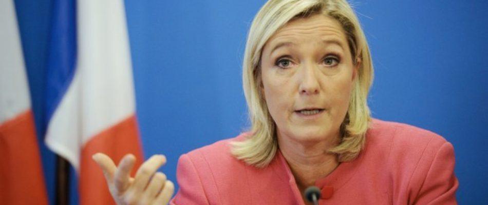 Violences au lycée Suger: la réaction de Marine Le Pen