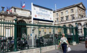 L'hôpital Lariboisière bientôt entièrement rénové