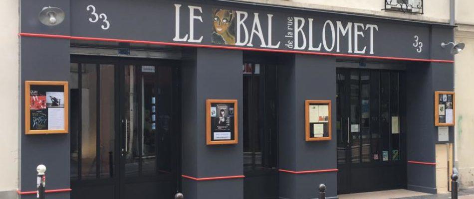 Le «Bal Nègre» devient le «Bal Blomet»