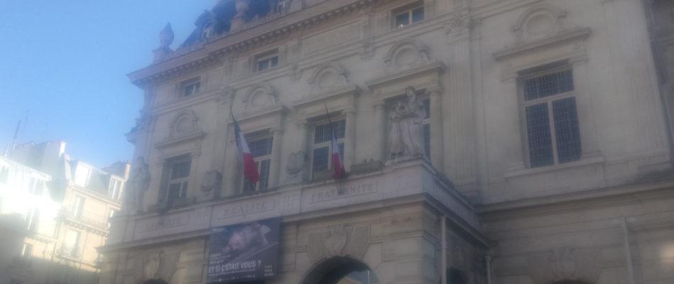 Mairie du 18e: exposition photographique sur les sans-abris