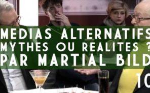Conférence: «Les médias alternatifs, mythes ou réalités?»