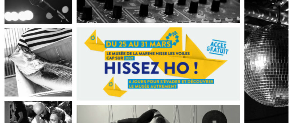 Musée de la Marine: week-end de fêtes avant travaux!
