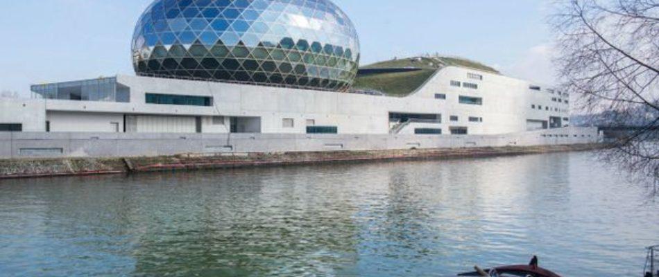 Ouverture de La Seine Musicale