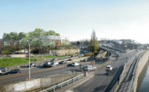 Création d'un centre d'hébergement d'urgence sur le Bastion de Bercy (12e)
