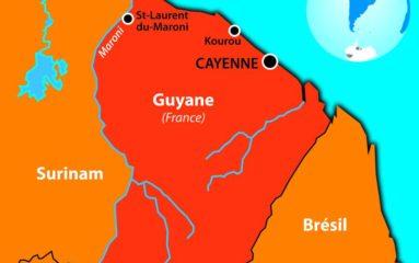 Guyane en colère!