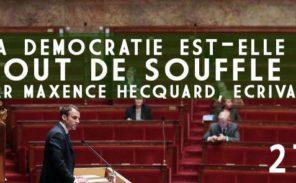 Conférence: «La démocratie à bout de souffle?»